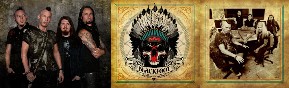 Blackfoot musician and band promotional photography by Austin Photographer Doug Heslep