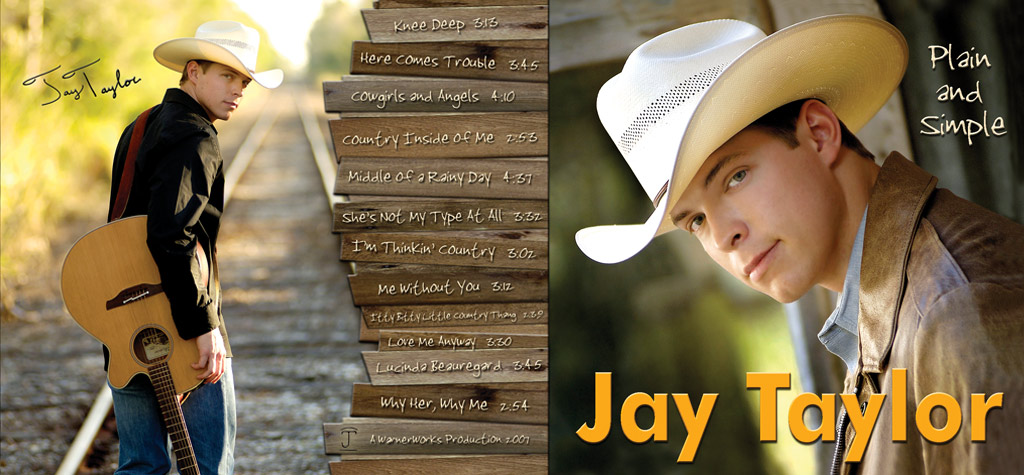 Country musician and band promotional photography by Austin Photographer Doug Heslep