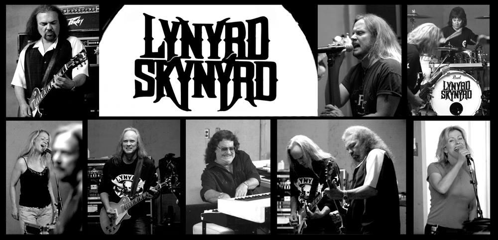 Lynyrd Skynyrd rehearsal promotional photography by Austin Photographer Doug Heslep