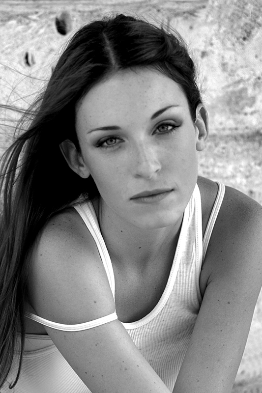 female model photography in austin by doug heslep photography