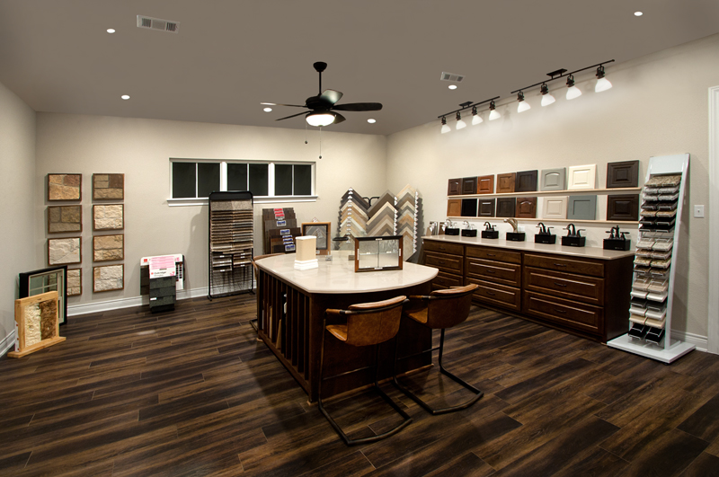 Sales Center Commercial Architectural Photography in Austin by Doug Heslep Photography