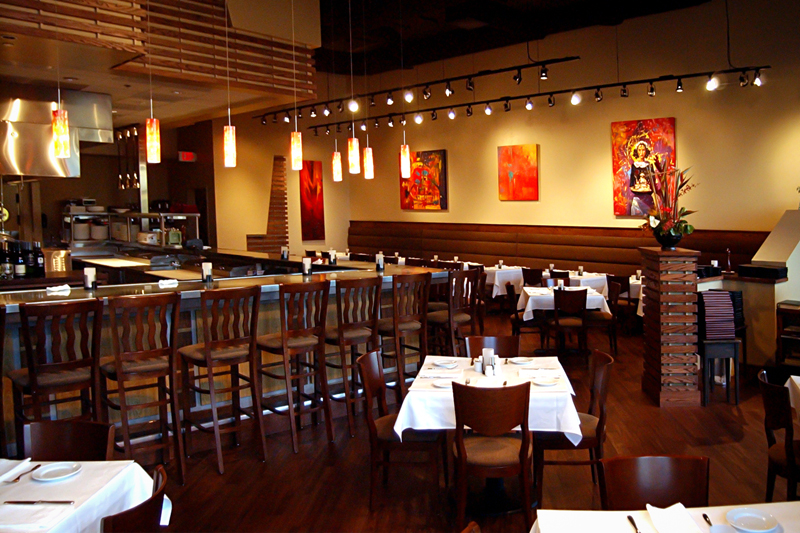 Restaurant Commercial Architectural Photography in Austin by Doug Heslep Photography