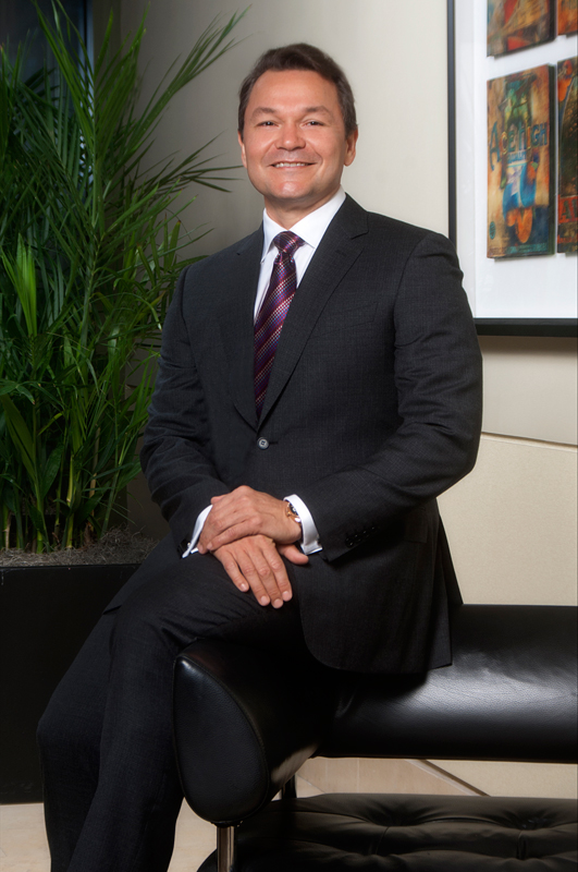 Corporate Physician Portraiture in Austin by Doug Heslep Photography