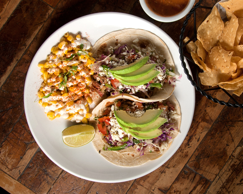 Food photography by Austin Photographer Doug Heslep